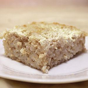 Итоговое фото к рецепту ленивой запеканки из фарша, риса и капусты