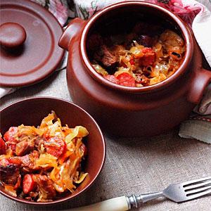 Бигос - традиционный польский рецепт