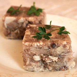 Холодец из свиной головы - рецепт с фото пошагово