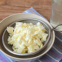 Сольем воду с капусты - фото
