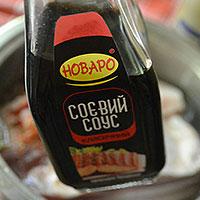 Добавим соевый соус - фото