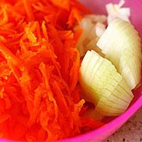 Приготовим любимые овощи для подливы - фото