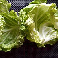 Готовим листья от молодой капусты - фото