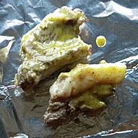 Обмажем ребра в горчично-медовом соусе - фото